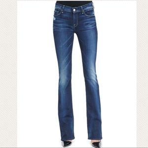 """7 for all Mankind """"The Skinny Bootcut"""" 28 5/6 31"""""""